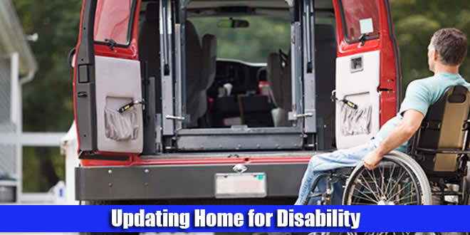 Updating Home for Disability